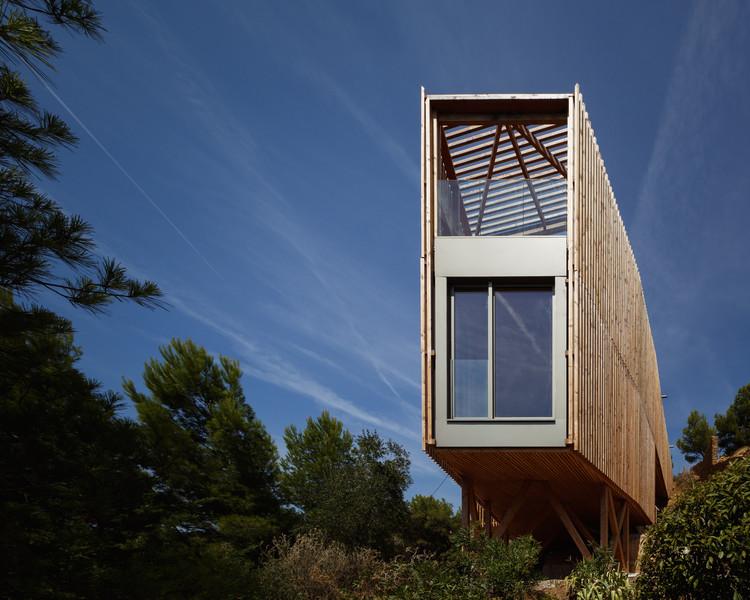 Kget / bonte & migozzi architectes, © Julien Kerdraon