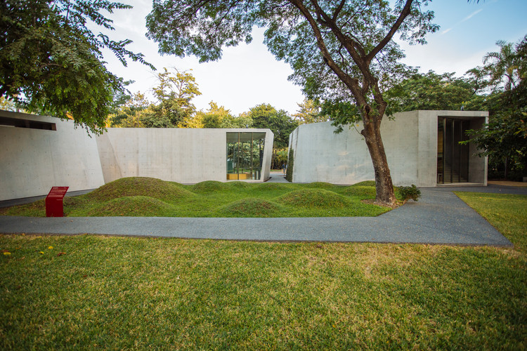 A success story of architecture and art in one of mexico 39 s for Jardin botanico conciertos