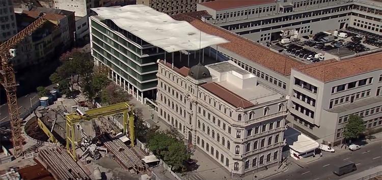 Built by Brazil: um programa de apoio à internacionalização dos escritórios de arquitetura, Cortesia de UIA, 2014. Via Built by Brazil