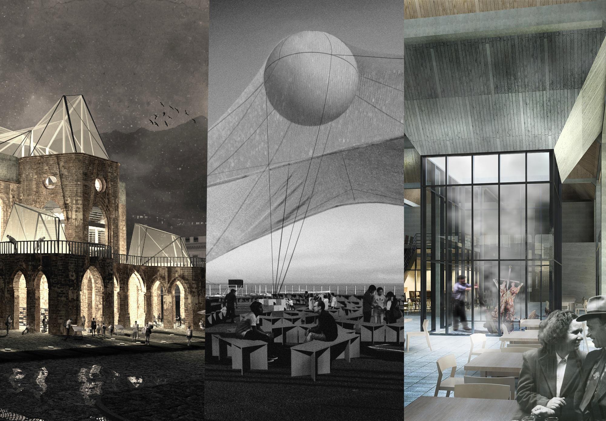 Conoce a los ganadores del concurso nacional de proyectos for Arquitectura naval e ingenieria maritima
