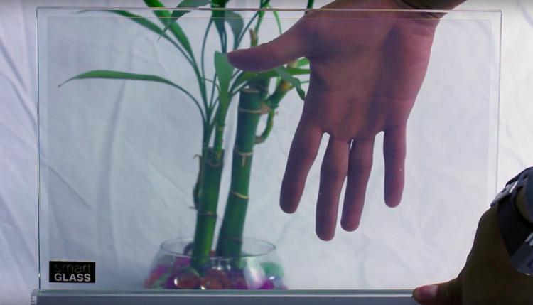 Opacidad versus transparencia: este vidrio inteligente cambia su apariencia en sólo segundos, Cortesía de Vidplex