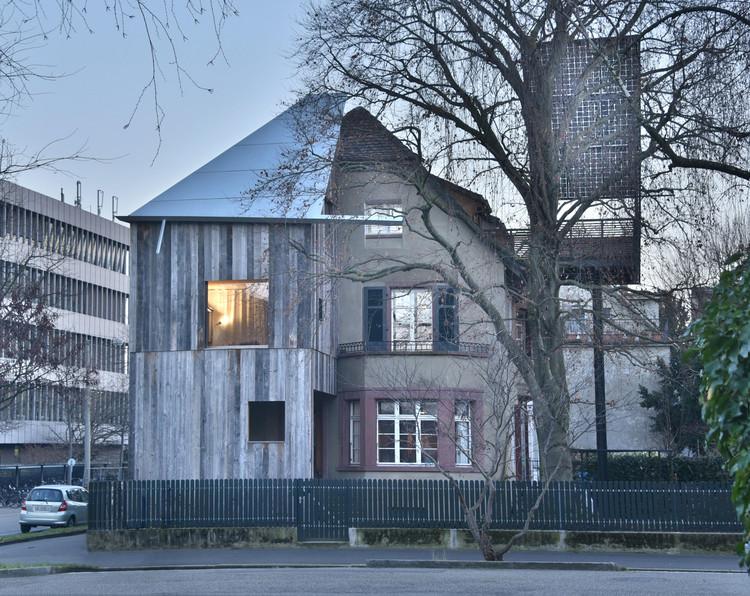 Casa con un Árbol / Sauter von Moos, © Rolf Frei