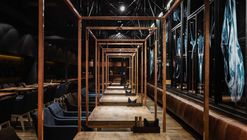"Meat Restaurant ""Sazha"" / YOD design lab"