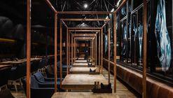 "Meat Restaurant ""Sazha"" / YOD design lab"