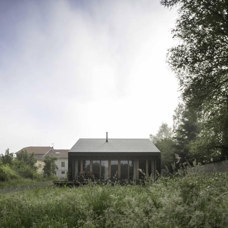 Open Source House / studiolada architects, © Olivier Mathiotte
