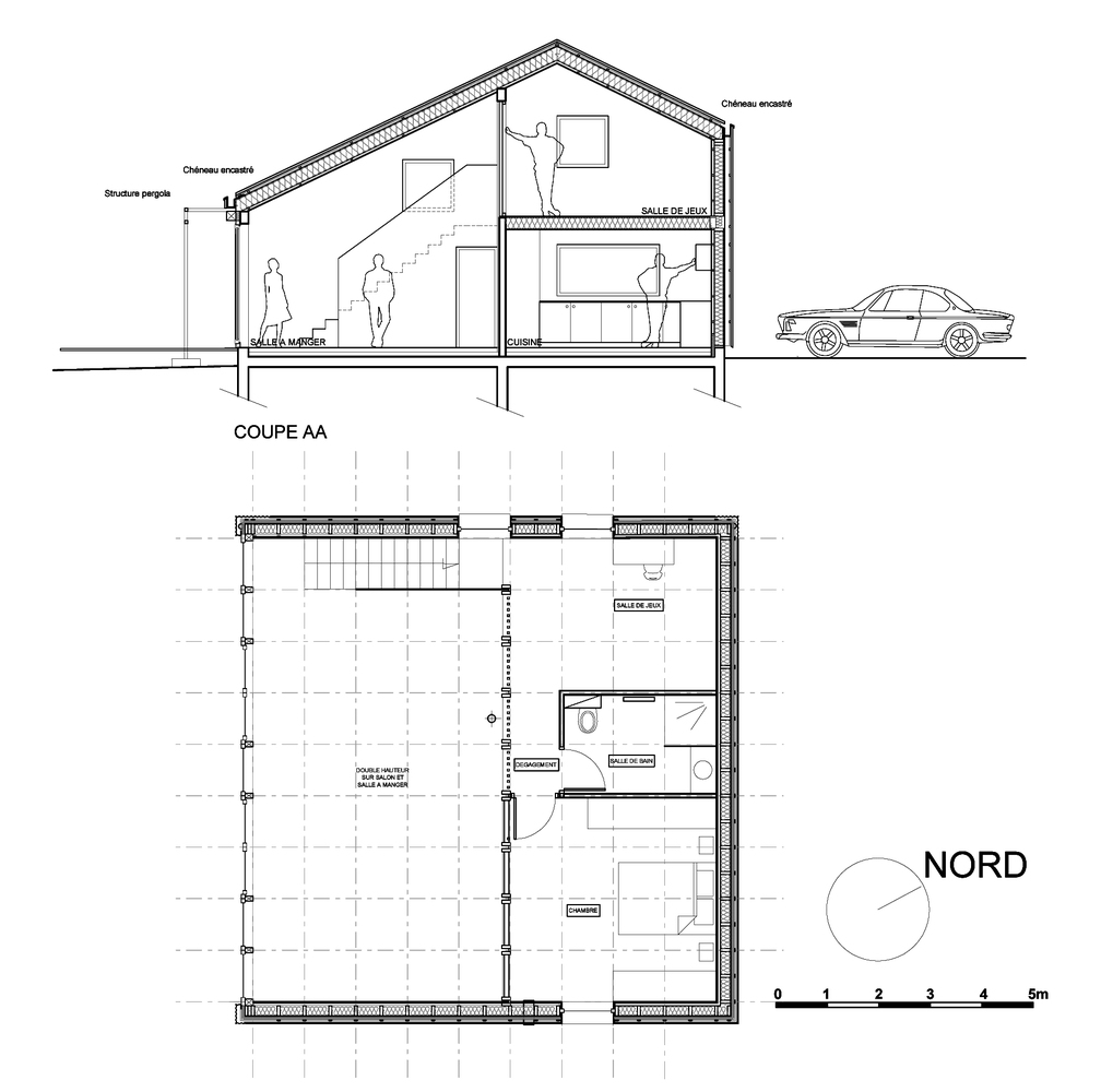 Open Source House Plans gallery of open source house / studiolada architects - 35