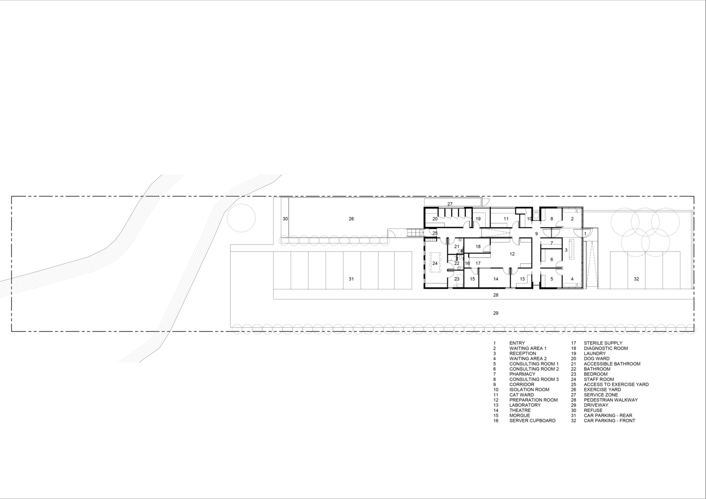 Floor 22 Consulting Home Plan