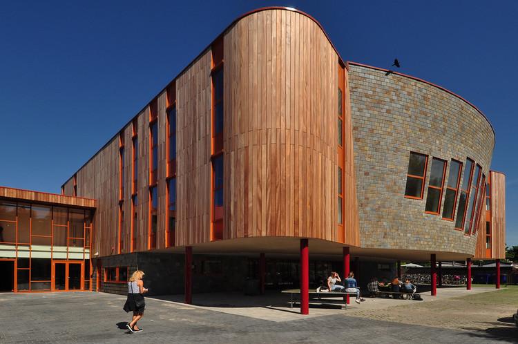 Campus Markenhage / Natrufied Architecture, © Boris Zeisser
