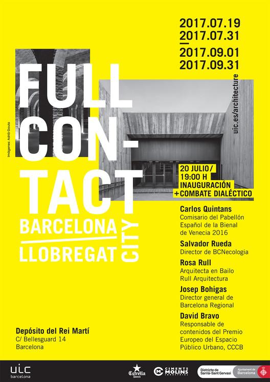 El depósito de Rei Martí inaugura muestra de 20 proyectos estudiantiles de la ESARQ en Barcelona