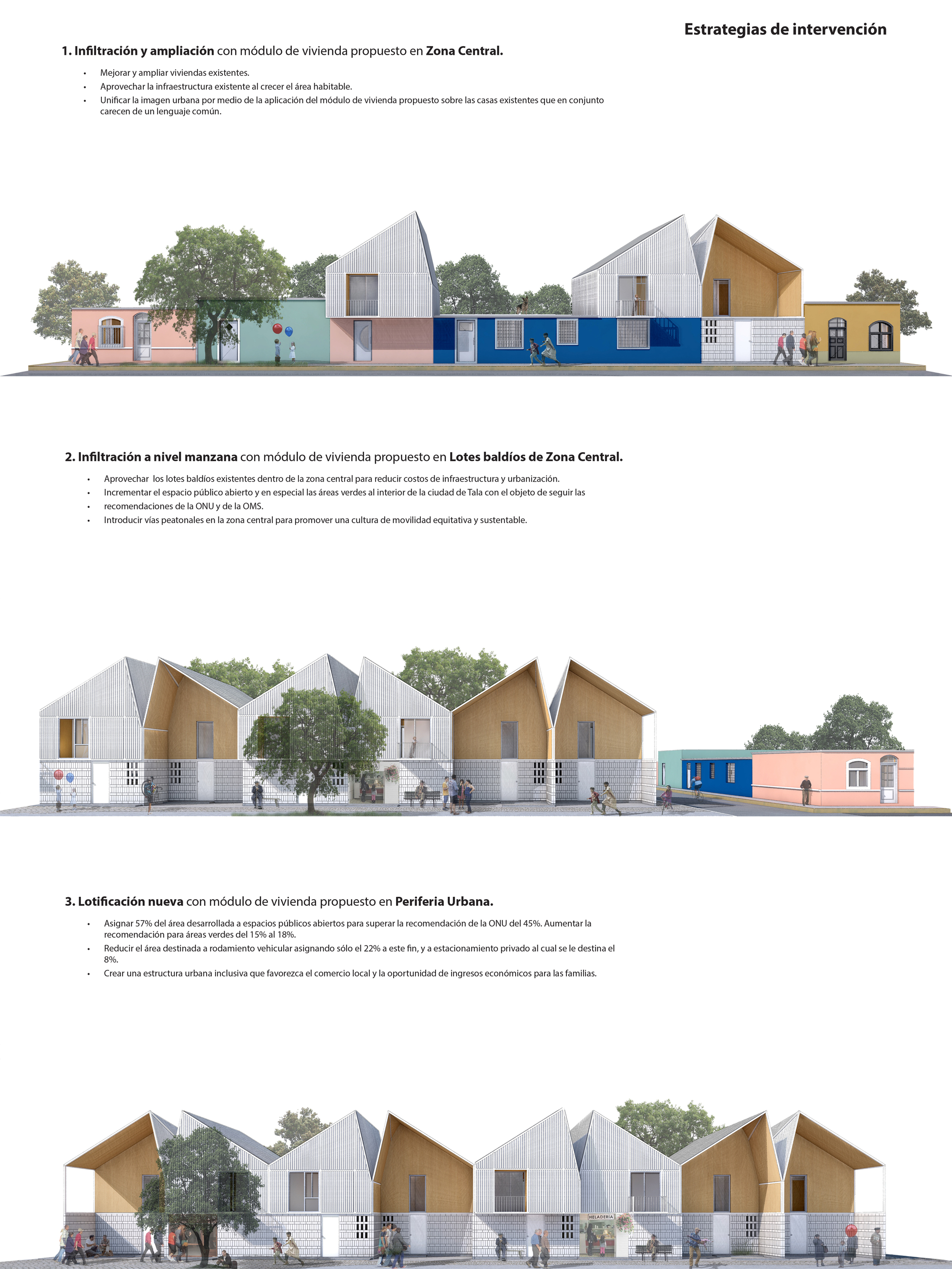 Jalisco, Mexico: Prototype for INFONAVIT, by ZD+A and