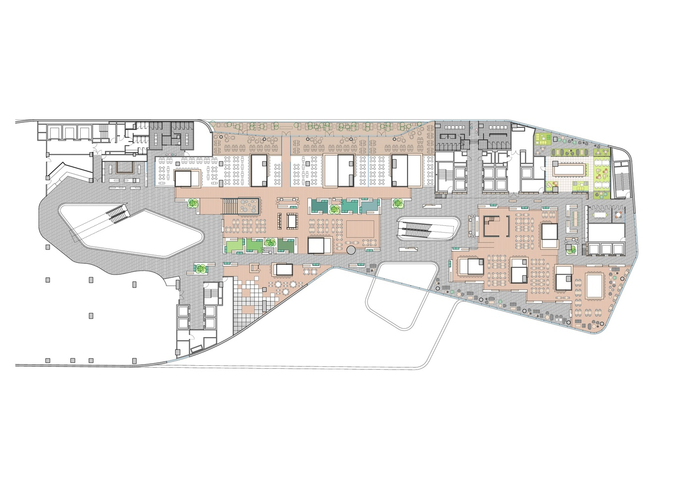Gallery of Open House at Central Embassy / Klein Dytham architecture ...
