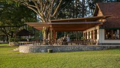 Cobertura Varanda Sede do Yacht Clube Santo Amaro / VD Arquitetura