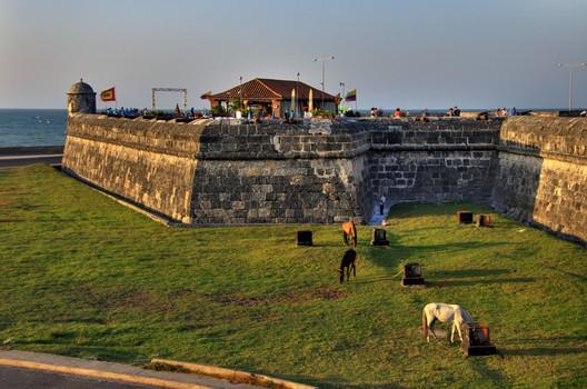 Ciudad Amurallada - Cartagena. Image © Martin St-Amant [Wikipedia], bajo licencia CC BY-SA 3.0