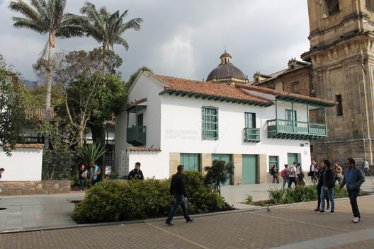 Museo de la Independencia Casa del Florero - Bogotá. Image vía @Mindependencia [Twitter]
