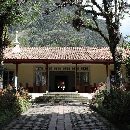 La Quinta Bolivar - Bogotá. Image vía @BogotaMania [Twitter]