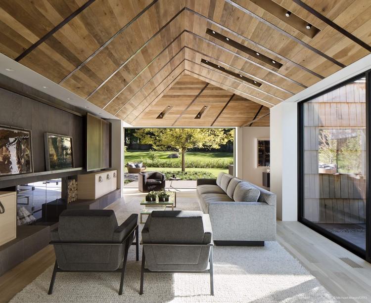 Casa Underhill / Bates Masi Architects, © Michael Moran / OTTO