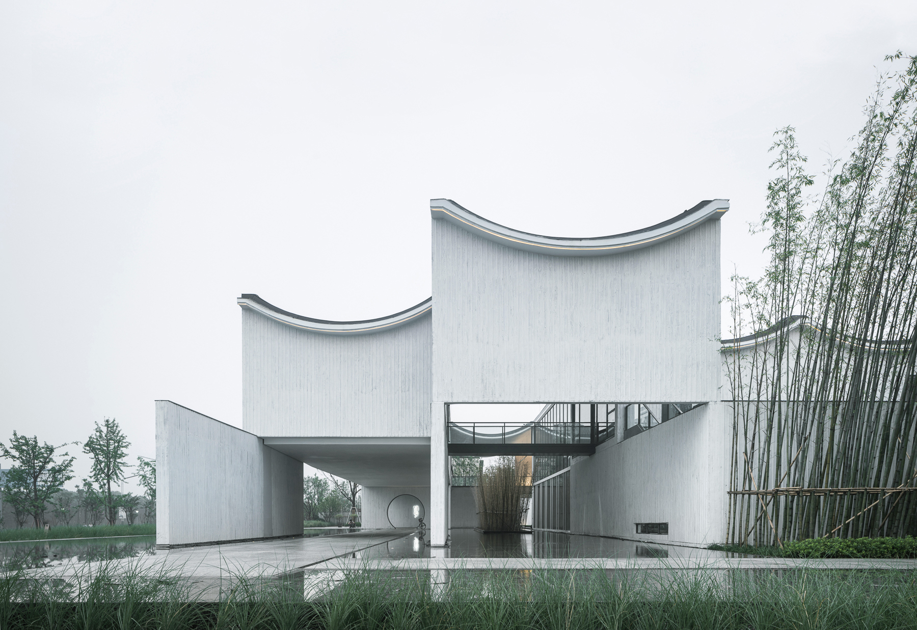 Dongyuan Qianxun Community Center / Scenic Architecture ...
