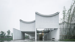 Dongyuan Qianxun Community Center / Scenic Architecture Office