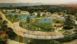 mayorga+fontana + Plano Arquitectos, segundo lugar en concurso de ideas del Parque Juan Amarillo