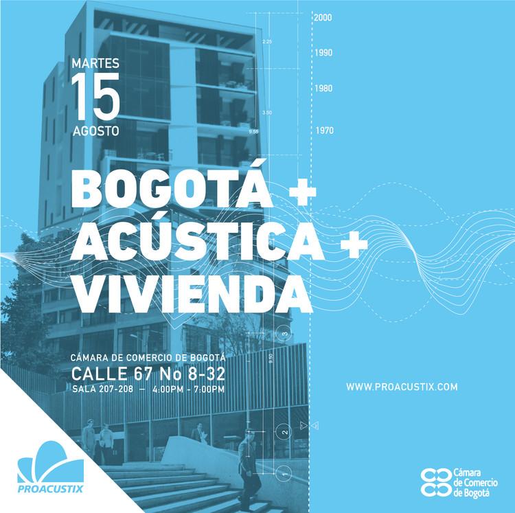 Bogotá + Acústica + Vivienda, proacustix ltda