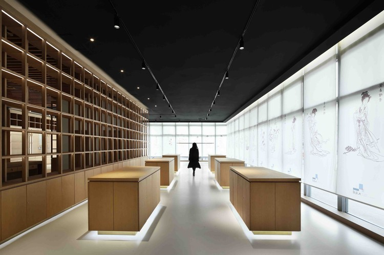 Cultural Innovation Store in the Jiangning Imperial Silk Manufacturing Museum / FANAF, © Jin Xiaowen