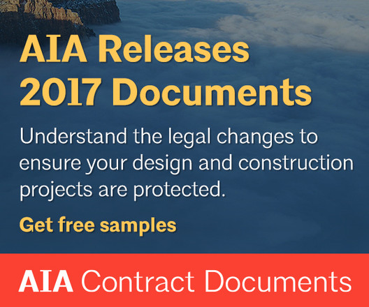 Do You Know How the Newly Released 2017 AIA Contract