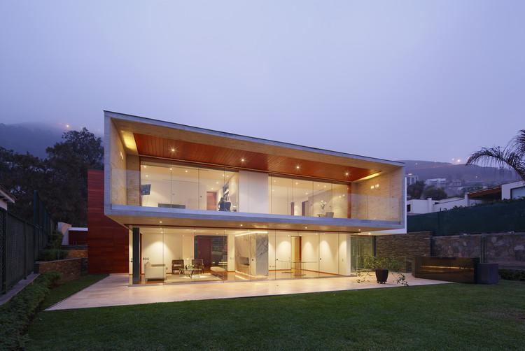 Casa en la Cima / Metrópolis Oficina de Arquitectura  , © Juan Solano