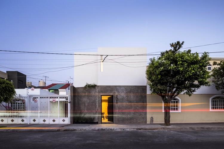 Casa FORASTE / TALLER 1+1, © César Bejar