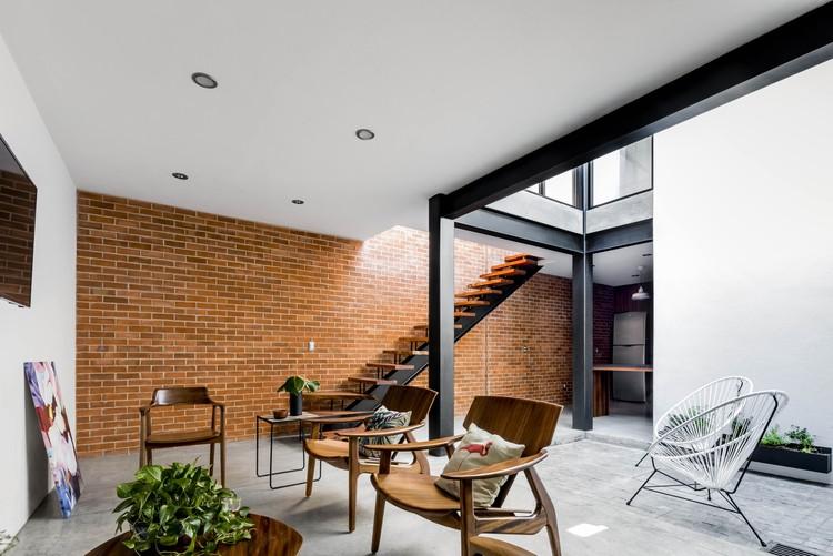 Casa Forasté / TALLER 1+1, © César Bejar