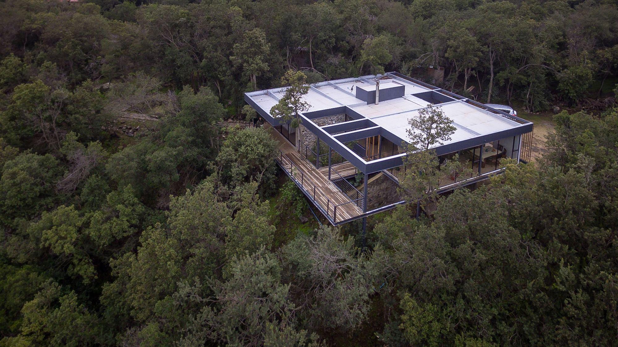 Residência em Olmué / Rodrigo Pérez Kenchington