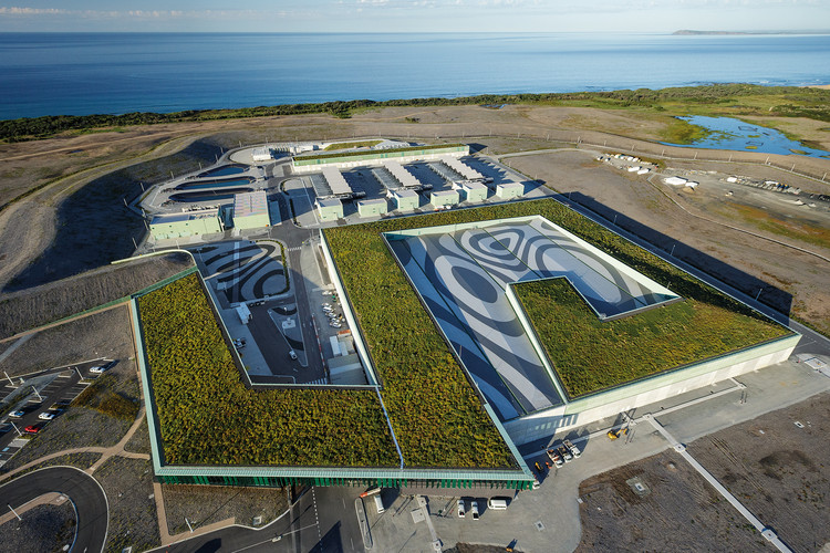 The Victorian Desalination Project & Ecological Reserve / AIA Architectes + ASPECT Studios, © John Gollings