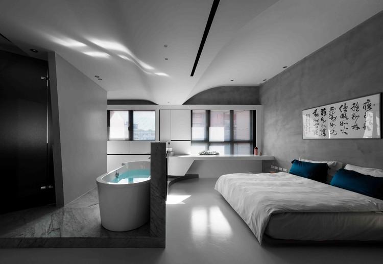 Casa Fluida / CJ Studio, © Kuo-Min Lee