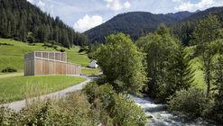 Planta Hidroeléctrica Ragn d'Err / Vincenzo Cangemi Architectes