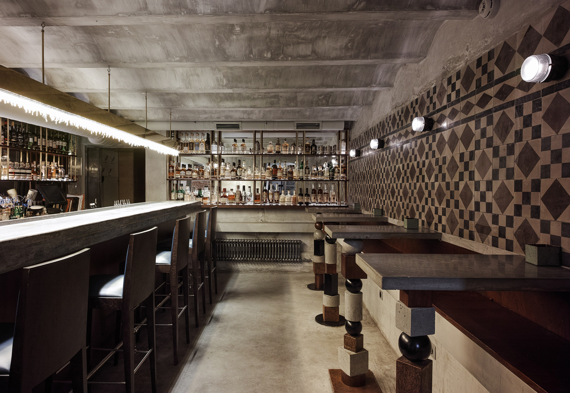 Bar architecture and design | ArchDaily