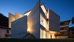Swiss House XXXIV Galbisio  / Davide Macullo Architects