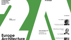2A Europe Architecture Award 2017