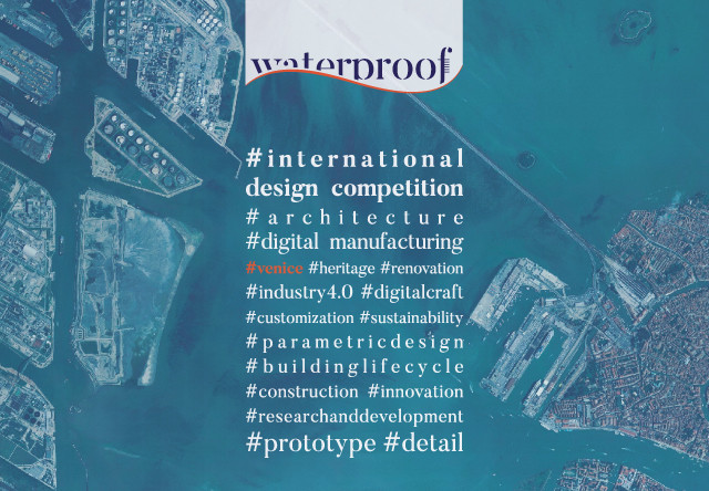 Call for Submissions: Waterproof, Waterproof - International Design Competition Under 40
