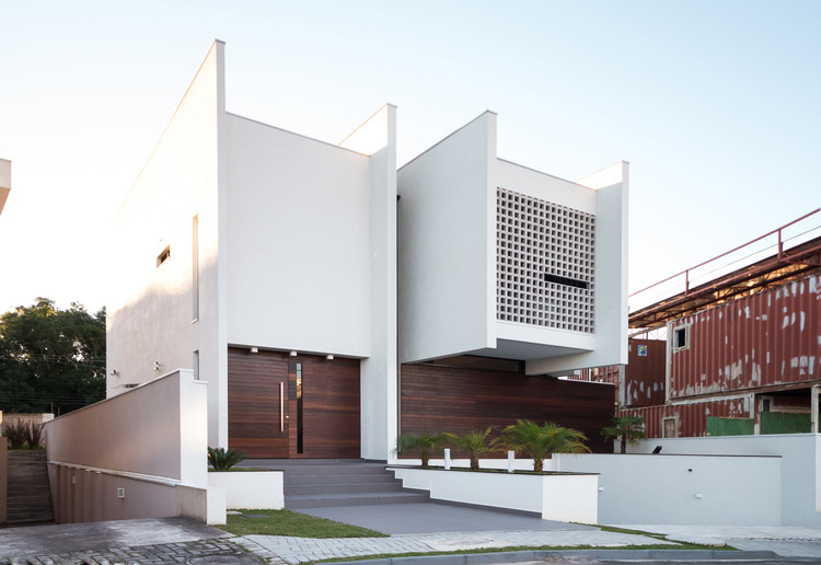 RK House / AP Arquitetos, © Estudiograma