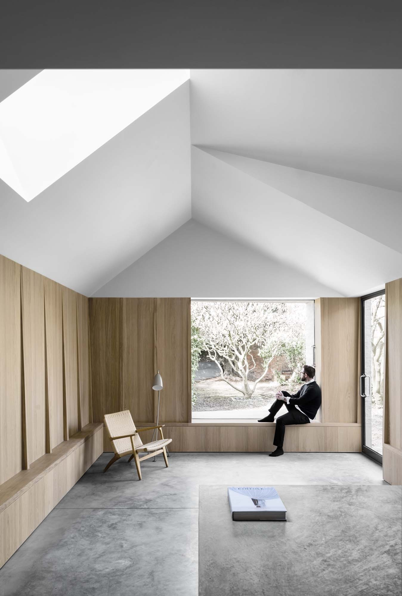 Kew House Mclaren Excell Archdaily