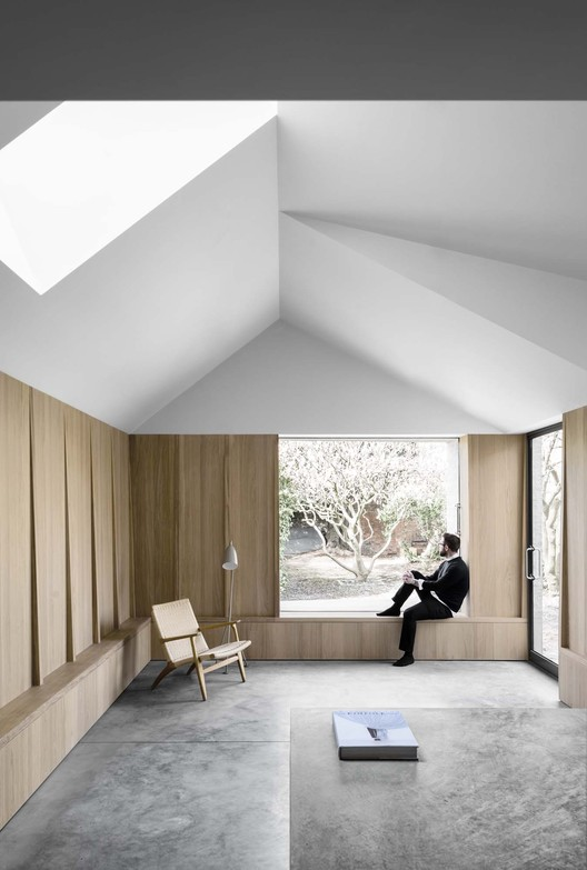 Kew House / McLaren.Excell, © Simone Bossi