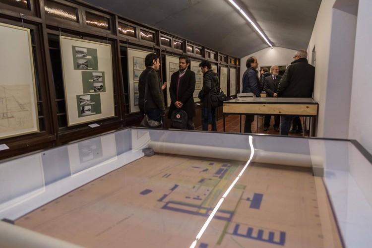 Catalogo Abierto | Plan Maestro Campus UC San Joaquín 'La Calle de los Estudiantes', Exposición Catalogo Abierto | Plan Maestro Ciudad Universitaria Campus San Joaquín