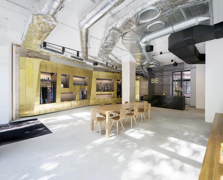 BECYCLE  / götz+bilchev Architekten + Lien Tran + DRAA, © Waldemar Salesski