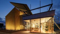 Ono-Sake Warehouse / Eureka + G architects studio