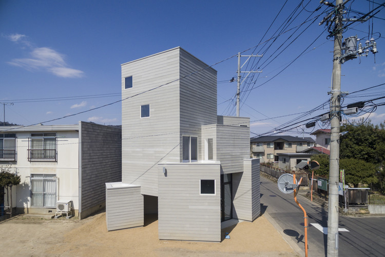 House in Fukushima / BHIS + K's planning, © Shinkenchiku-sha