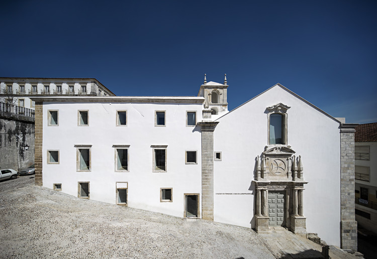 Trinity College Renovation / Aires Mateus, © Nelson Garrido