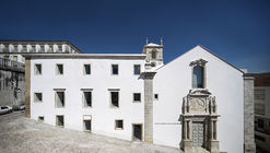 Trinity College Renovation / Aires Mateus