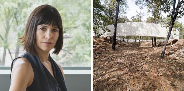 Rozana Montiel: a reconceitualização artística do espaço, Cortesia de Un Día | Una Arquitecta