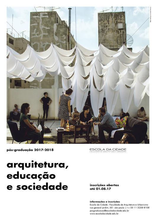 Pós-Graduação - Arquitetura, Educação e Sociedade