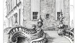 "Pablo Bronstein to Exhibit an Exploration of ""Pseudo-Georgian Architecture"" at London's RIBA"