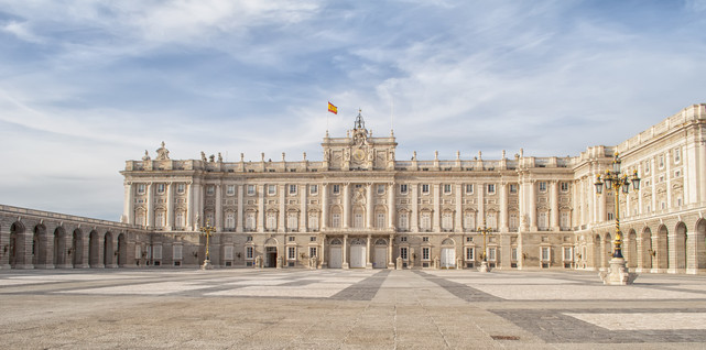Architectural Adventures: Across Portugal and Southern Spain, Royal Palace | Spain